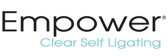 empower clear logo Clear Braces   Braces and Invisalign in Boise, Idaho   Gilman Orthodontics